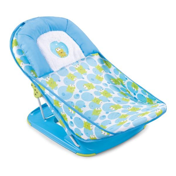 esistono sia in plastica rigida sia in tessuto che altri materiali morbidi in genere le sdraiette sono adatte ai neonati fino ai 6 mesi