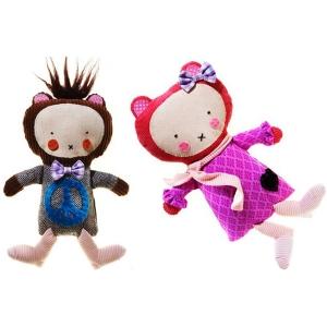 Woon-iDoll-pair